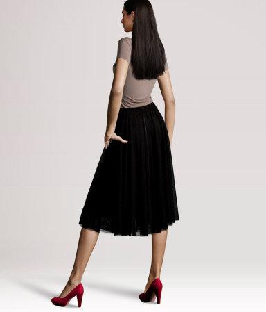 Nice black skirt