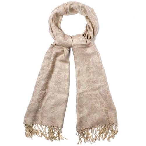 Mooie Rozen sjaal