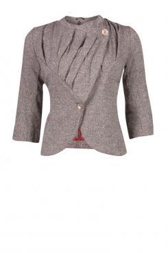Bijzonder tweed jasje van Manila Grace