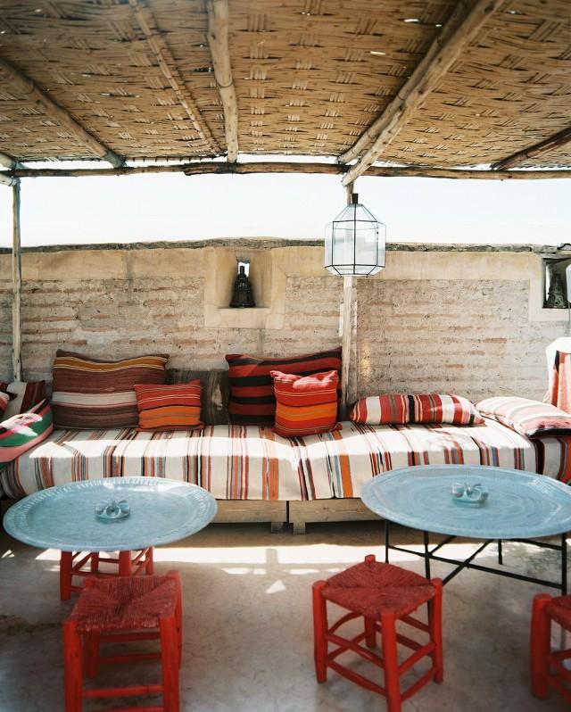 moroccan garden riad el fenn